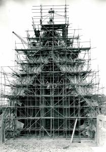 Katholische Kirche Turm