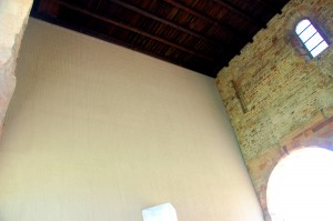 "Umgestaltung Kirchfragment ""Neubauwerk"" im UNESCO Weltkulturerbe Kloster Lorsch"