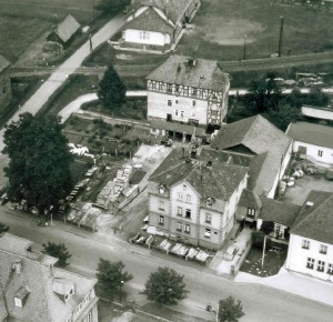 Firmensitz - erbaut 1903