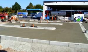 Umbau ARAL Autohof Bad Hersfeld